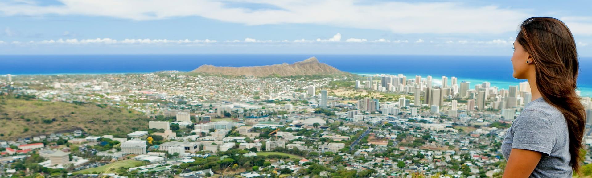 日本では学べない地域密着型の経営学をハワイで
